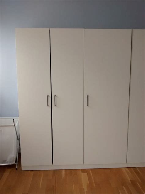 Ikea Dombås Wardrobe - 2 ikea dombas wardrobe mint condition bargain price in