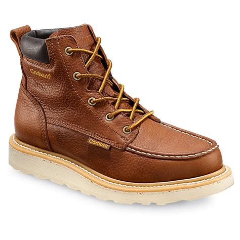 s carhartt 174 6 quot electrical hazard work boots 159443
