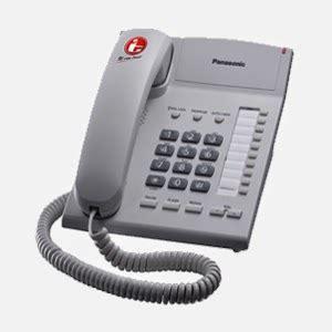 Telpon Kabel Panasonic telepon panasonic kx ts820 jaya perkasa jual pabx fax telepon kabel wireless di denpasar bali