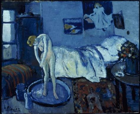 picasso paintings how much are they worth blue