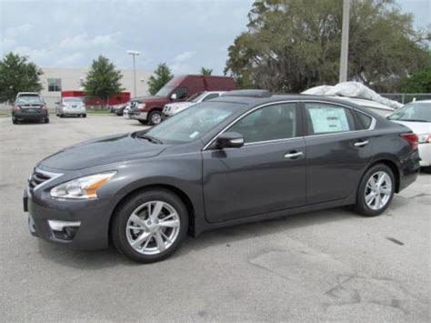 nissan altima in metallic slate kbc from 2013 2013 16
