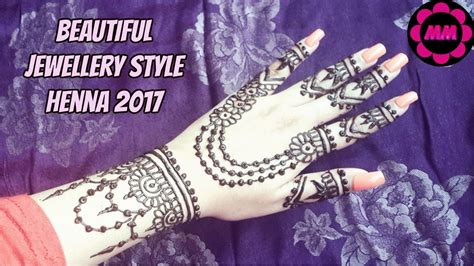 jewellery style henna 2017 best amp beautiful mehendi