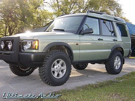 custom land rover discovery a very clean and proper land rover disco land rovers