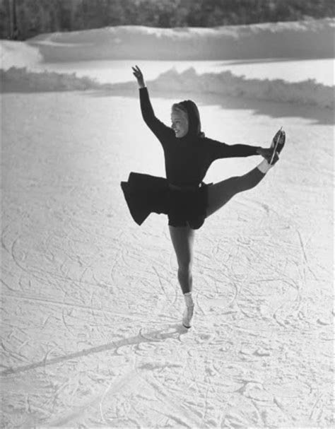 female olympic skater 70s pictures of women of the winter olympics from the 1940s