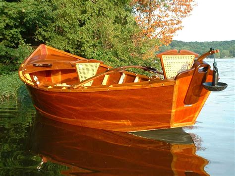 do proline boats have wood in them building a wooden flyfishing boat