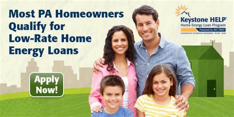 keystone help home energy loan program west chester pa