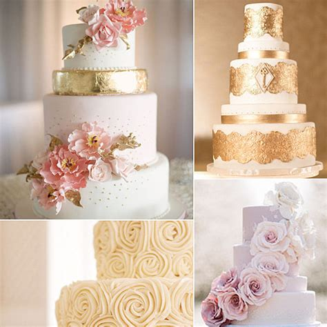Classic Wedding Cakes Pictures by Classic Wedding Cake Ideas Popsugar Food