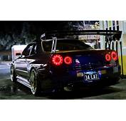 Nissan Skyline Wallpaper  WallpaperSafari