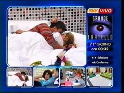 coccole a letto gf8 coccole a letto giorno 71
