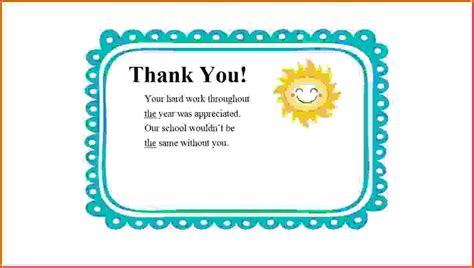 thank you letter to for reward sle thank you notes template business