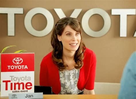 Toyota Meme Commercial - jan from toyota commercials is hot