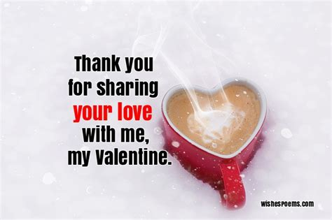 valentines thank you quotes 214 s day wishes poems quotes for