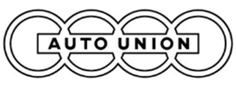 Auto Union Logo by Auto Union Type C Miniature Cartype