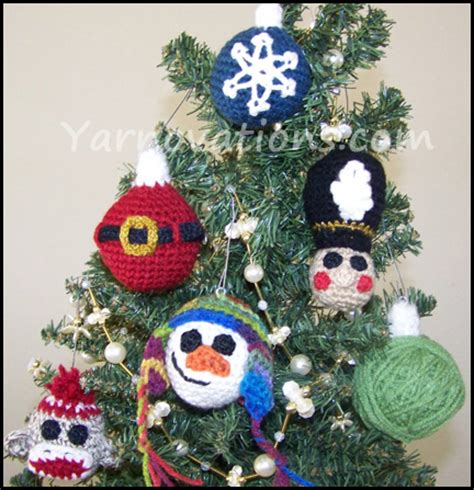 crochet ornaments 28 crochet yule decorations you can make in one evening books crochet ornaments