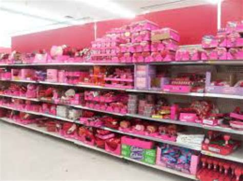 s day walmart was floored by display in valentine s day section at