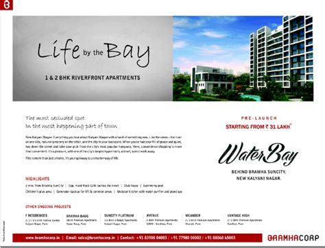 bhk means ravi karandeekar s pune real estate advertising and