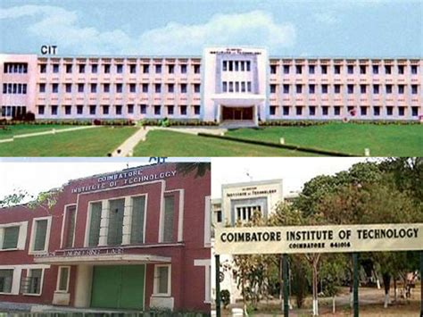 Mba In Coimbatore Institute Of Technology by Coimbatore Institute Of Technology Cit Coimbatore