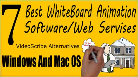 free whiteboard doodle animation software best whiteboard animation software