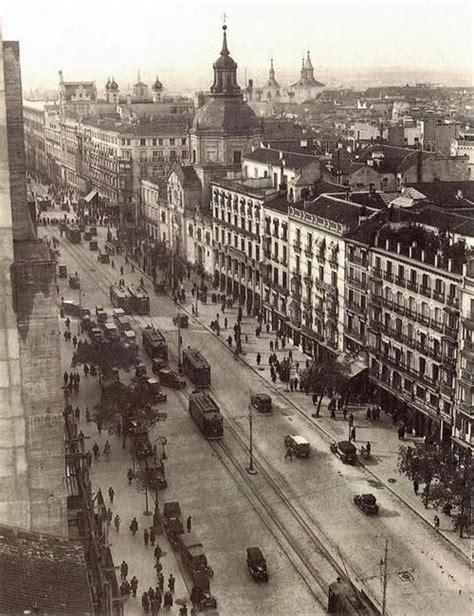 imagenes vintage madrid mejores 210 im 225 genes de ciudades en la antiguedad en