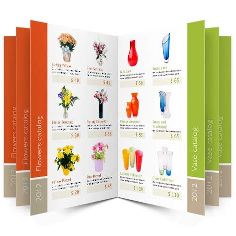 free product brochure template product catalog sles search catalog