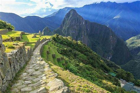 camino inca camino inca una de las rutas m 225 s extraordinarias mundo