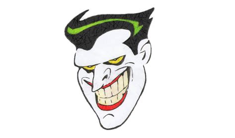 imagenes del guason para dibujar faciles como dibujar al guas 243 n de batman paso a paso personaje
