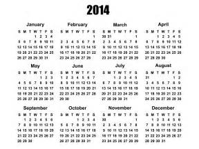 2014 Calendars Templates by 2014 Calendar Template Free Stock Photo Domain