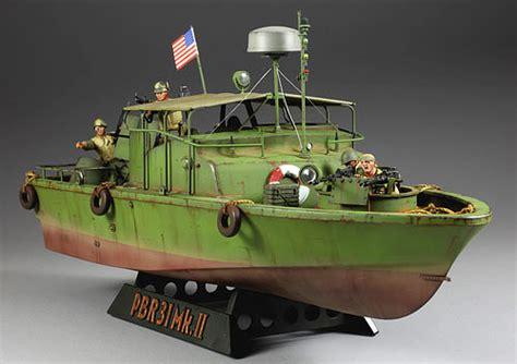 model boats plastic tamiya u s navy pbr 31 mk ii patrol pibber plastic model