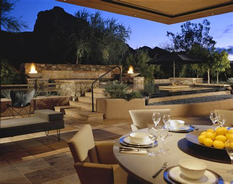 Houzz Outdoor Dining Room Indoor Outdoor Space