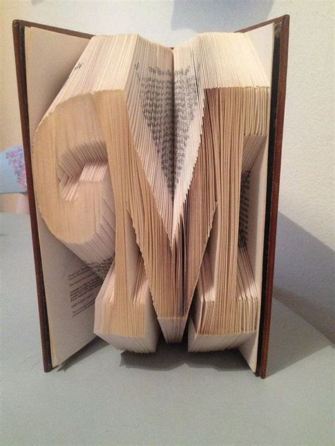 Book Origami Letters - 1000 images about tutorials folded books on