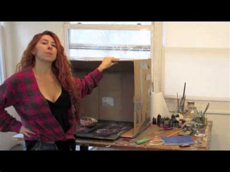 Small Home Design Plans by How To Build A Cheap Spray Booth Airbrush Painting Secrets