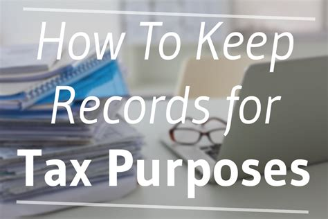 Tax Records How To Keep Records For Tax Purposes Savax Accounting Pty Ltd