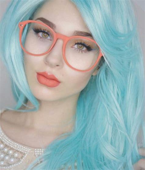 best 25 light blue hair ideas on pastel blue