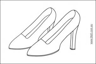 high heel template high heel printables click image for the size