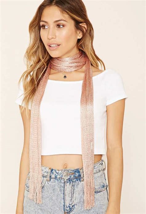 15 summer scarves to wear in an airconditioned office