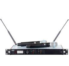 Mic Wireless Shure Ulx 4 B shure ulxd24d 2xb87a 187 rack desktop 187 draadloze