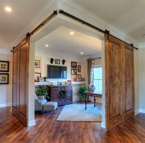 bringing sliding barn doors
