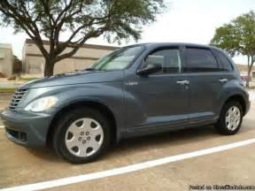 2006 Chrysler Pt Cruiser Price 2006 Chrysler Pt Cruiser Wgn Touring Price 5877 In