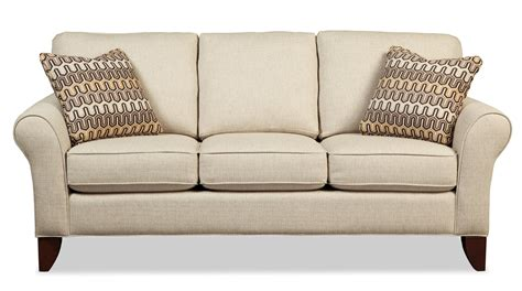 small scale sofas and loveseats craftmaster 7551 transitional small scale sofa becker