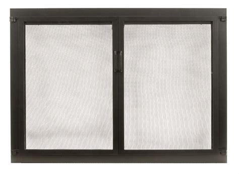 Shaker Cabinet Doors With Glass Minuteman 38 Quot Shaker Cabinet Style Glass Door Enclosures Graphite