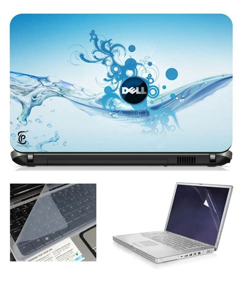 Original Sticker 4in1 Skin Guard Protector Apple Macbook Pro 3 compare print shapes 3 in 1 laptop skin pack with screen