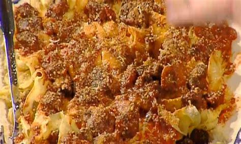 luisanna messeri ricette di cucina la prova cuoco ricette luisanna messeri pappardelle