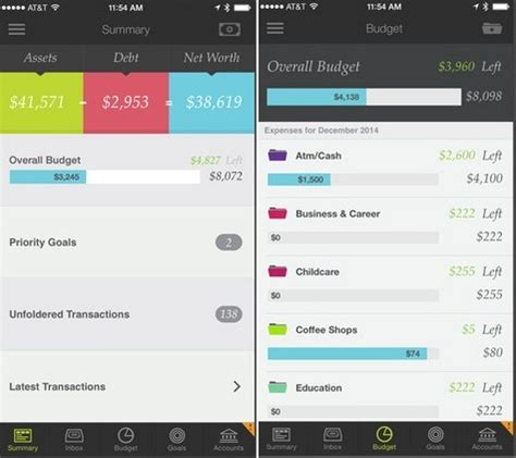 7 Best Financial Apps For The Iphone by Top 9 Best Personal Finance Apps For Iphone 2017 Save