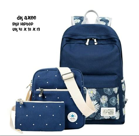 jual tas ransel backpack tas sekolah  lapak rarashopp