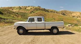 icon 1965 ford crew cab reformer project
