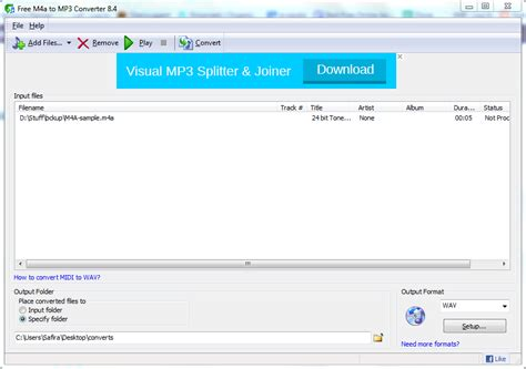 best free mp bitrate converter 45 free best m4a converters for windows