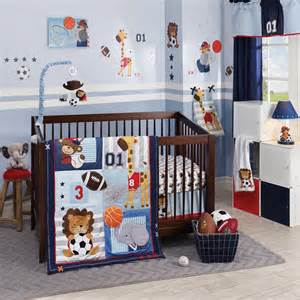 Boy Sports Crib Bedding Future All By Lambs Lambs