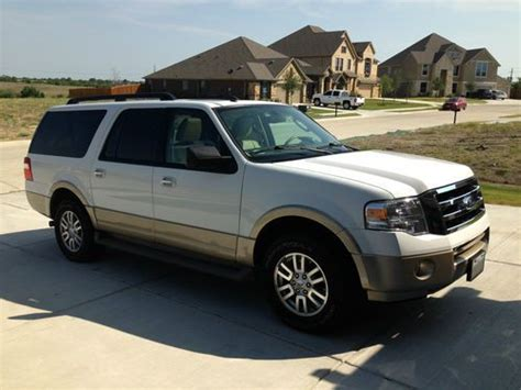 how to sell used cars 2011 ford expedition security system sell used 2011 ford expedition el xlt sport utility 4 door 5 4l in sachse texas united states