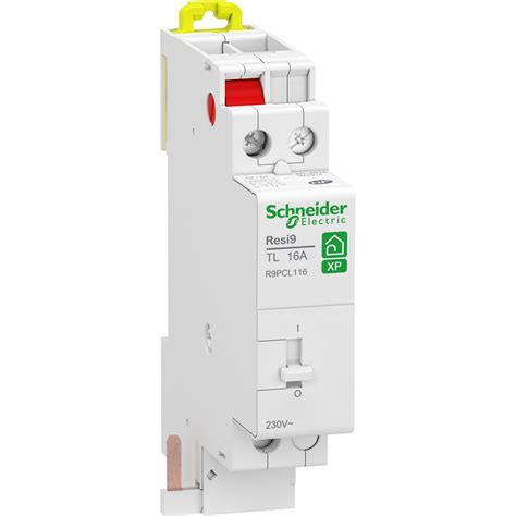 Steker Multi Plus Switch New Pallas t 233 l 233 rupteur unipolaire schneider electric 16 a leroy merlin