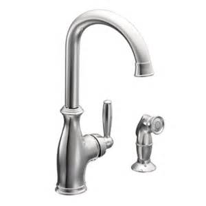 moen brantford kitchen faucet moen 7735 brantford single handle kitchen faucet